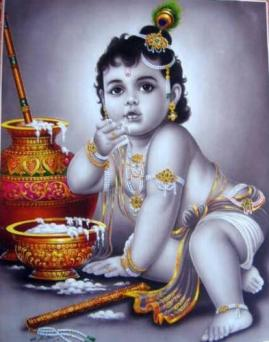 Krishna Janmashtami wallpapers